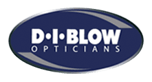 D.I.Blow Opticians Logo